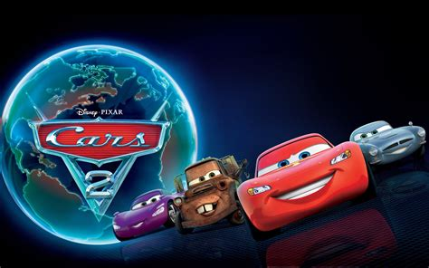 Cars 2 Movie Wallpapers   HD Wallpapers