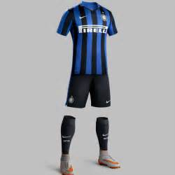 Jersey Inter Milan Drifit nike creates classic inter milan home kit for 2015 16
