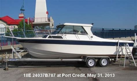 fishing boat for sale mississauga 1987 sportcraft offshore 242 boat for sale 1987 motor