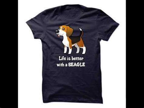 Tshirt Suci is better with a beagle t shirt is better with