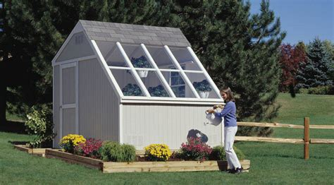 perfect greenhouse shed storage building aurora