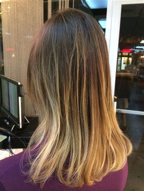 does hair look like ombre when highlights growing out 34 best images about hair on pinterest cut and color my