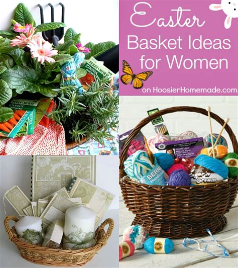 homemade easter basket ideas 30 themed easter basket ideas hoosier homemade