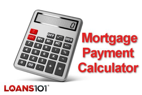 mortgage calculators mortgage payment calculator