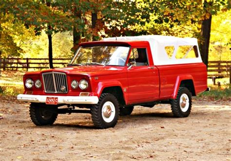 jeep gladiator 1963 pickup truck adventures classic pickup 1963 1971 jeep