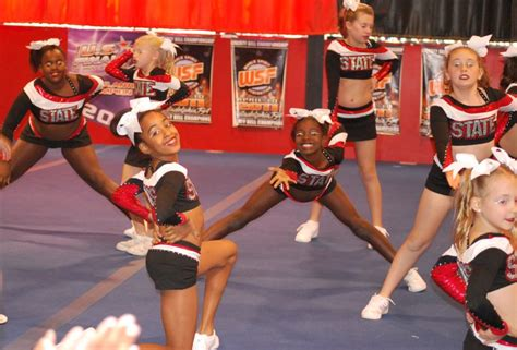 Check Out Nya Jades New Live by State All Cheerleading Photos