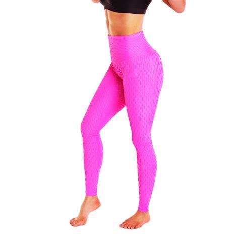 N40 Sky Flow Spandex pink sensation colour flow active wear