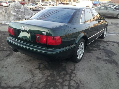 1998 audi a8 for sale 1998 audi a8 4 2 quattro german cars for sale