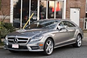 2013 Mercedes Cls550 Mercedes 2013 Cls550 4matic 4 Door Awd Coupe