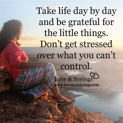 Be Grateful For The Little Things Don T Overthink A Lot - be grateful for the little things love and sayings