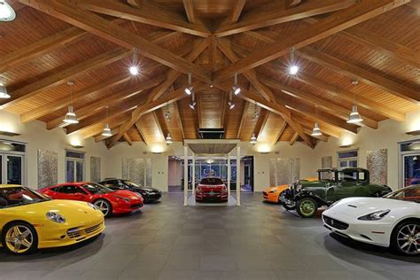 big car garage good big garage a mansion in washington