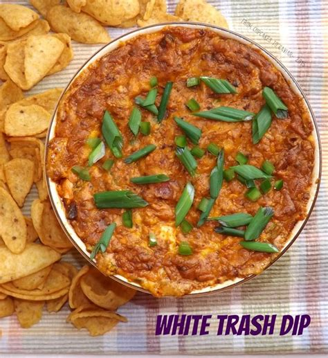17 best ideas about white trash dip on pinterest white