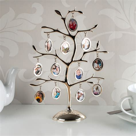 family tree 12 picture frame gettingpersonal co uk