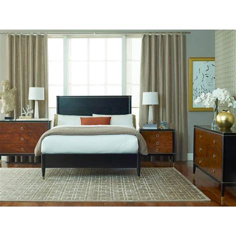 hollywood regency bedroom furniture adorno hollywood regency walnut ebony brass 3 drawer