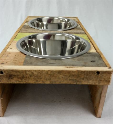 wooden bowl stand reclaimed wood bowl stand aftcra