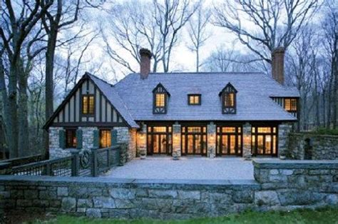 5 enchanting tudor revival homes home