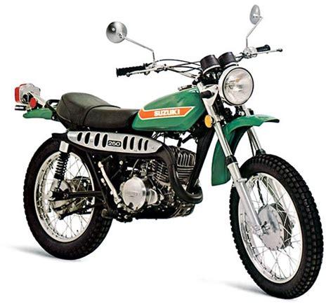 suzuki motorcycle green image gallery 1973 suzuki 250