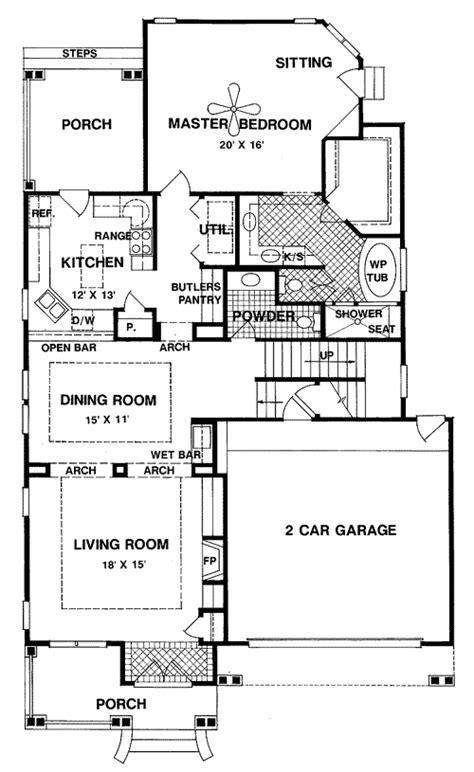 riverfront home plans riverfront living 5411lk architectural designs house