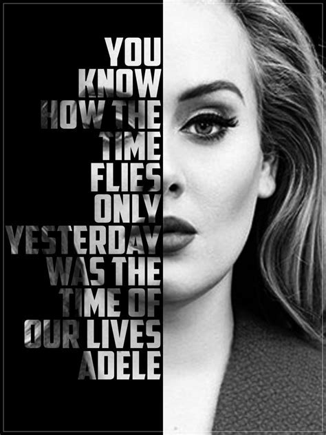 25  best ideas about Adele Lyrics on Pinterest   Adele