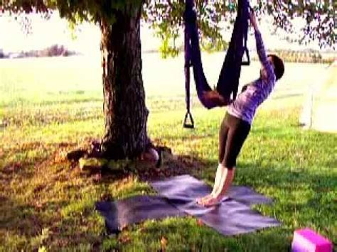 yoga swing installation instructions yoga swing instruction how to part 1 of 6 warm up youtube