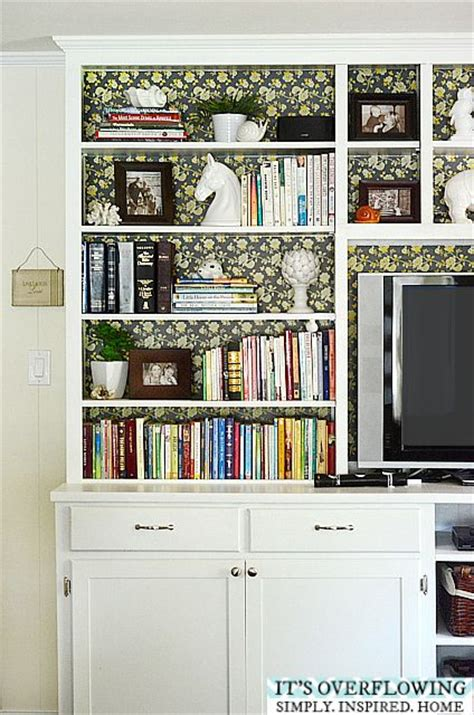 1000 ideas about wallpaper bookshelf on pop