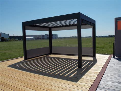 veranda metall pergola alu bioclimatique