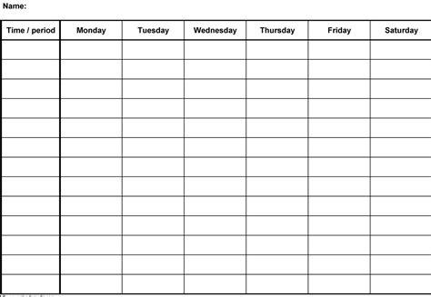 printable 6 week blank calendar 6 week printable calendar online calendar templates