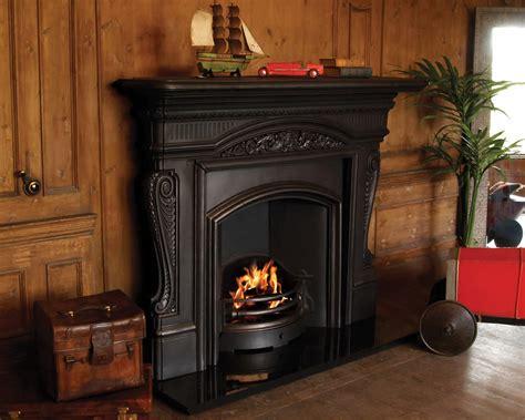 buckingham cast iron fireplace surrounds carron