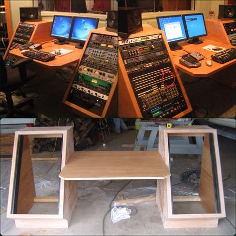 rack mount lab idea studio desk recording studio desk