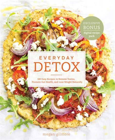 Book Everyday Detox preorder bonus detoxinista