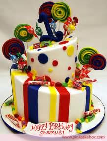 candy land birthday cake 187 celebration cakes