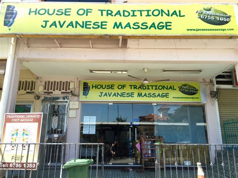 massage house review on house of traditional javanese massage on 28 june