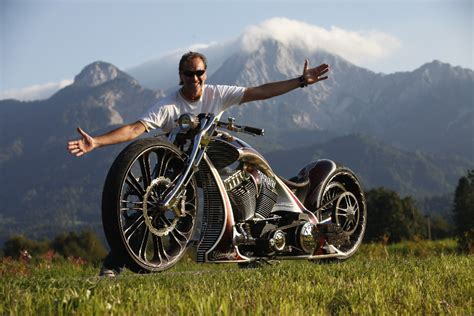 Thunderbike Unbreakable custom German Harley Davidson chopper