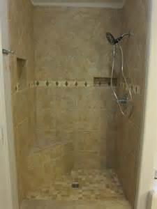 Doorless Showers For Small Bathrooms 2 Doorless Shower Design Ideas Studio Design Gallery Best Design