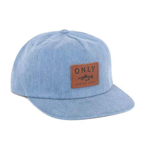 Only Ny Cap オンリーニューヨーク only ny キャップ cap sporting goods snapback blue