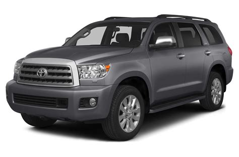 suv toyota 2015 2015 toyota sequoia price photos reviews features