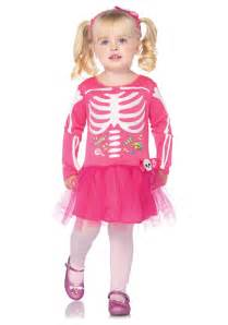 toddler girls halloween costumes toddler candy skeleton costume