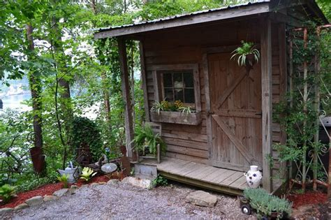 Potting Benches With Storage 17 Best Images About Rustic Garden Shed On Pinterest