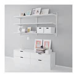 wall mounted shelves ikea algot wall upright shelves ikea