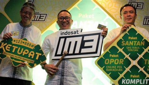 promo kuota isat 2018 indosat bagi bagi quot ketupat quot ramadhan telset