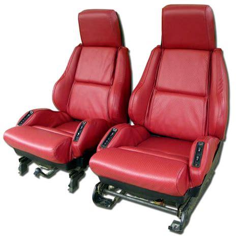 1984 corvette seats 1984 1987 corvette seat cover set replacement