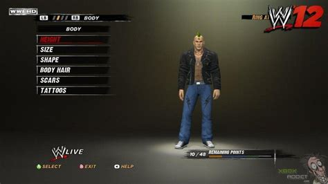 wwe 12 mod pc game wwe 12 review xbox 360 xboxaddict com
