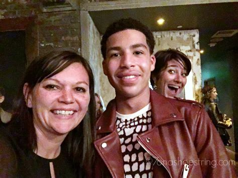 marcus scribner and his family brilliant young men behind voices on the good dinosaur