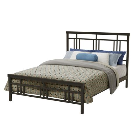 metal full size bed amisco cottage 54 inch full size metal bed ebay