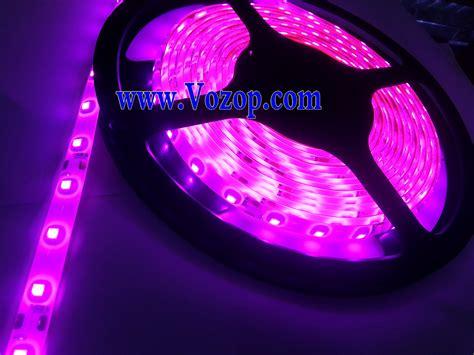 pink led strip lights 12v smd3528 led light strip 5m 300 leds waterproof ribbon