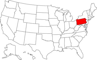 pennsylvania ipl2 stately knowledge facts about the pennsylvania us map my blog