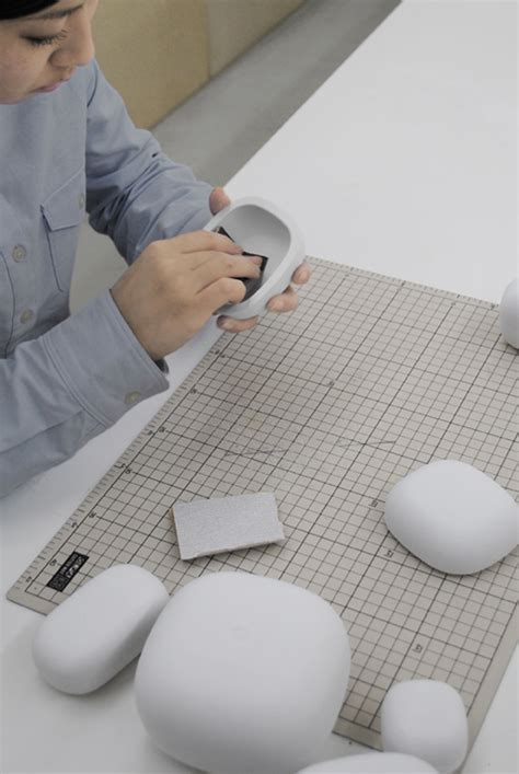 Objects With Paper - lacquered paper objects nendo