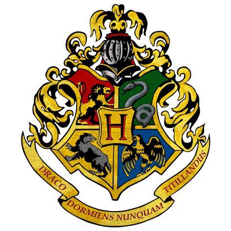 printable hogwarts house badges hogwarts emblem printable google search harry potter
