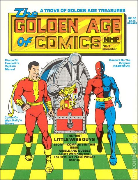golden age of golden age of comics 1982 comic books
