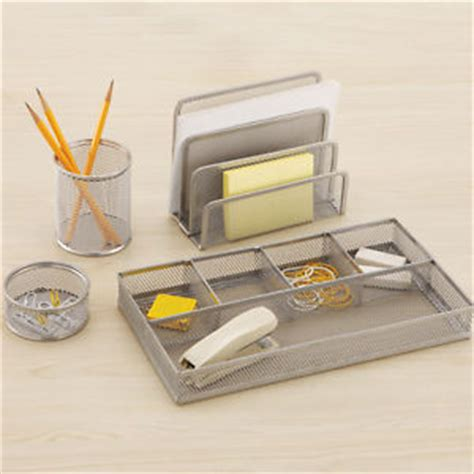 Office Desk Supply 8 Essential Office Supplies That Every Desk In Every Office Needs Ebay